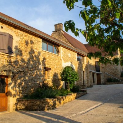 Extérieur Aux Bories de Marquay, chambre d'hôtes avec spa à 7km de Sarlat