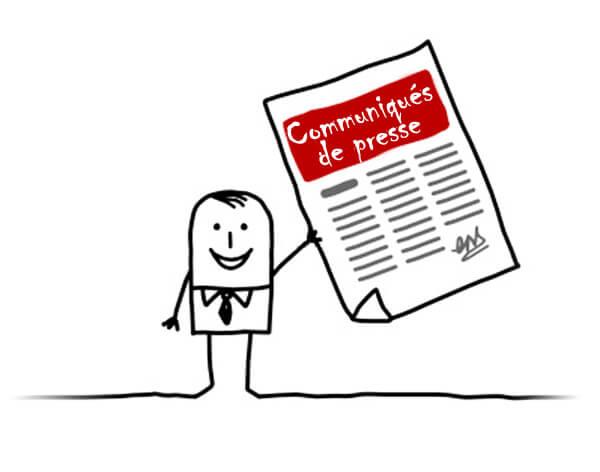 Communiqué de presse pour l'ouverture de la maison d'hôtes Aux Bories de Marquay