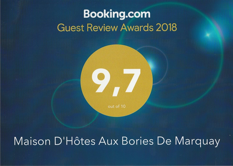 Award Booking 2018