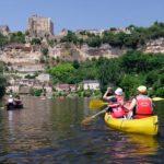 Canoë sur la Dordogne ou la Vézère