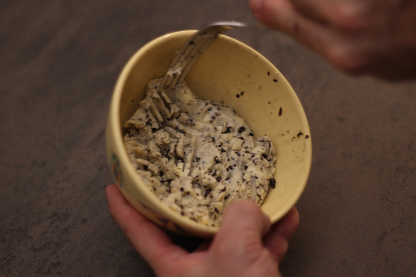beurre truffé