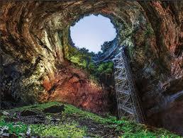 Padirac chasm