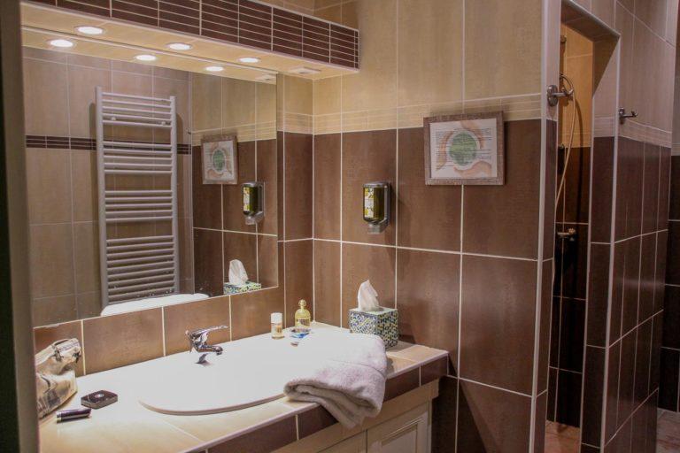 salle d'eau marqueyssac sarlat