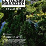 Aux Bories de Marquay recommandé par Le Figaro Magazine pour votre séjour en Dordogne