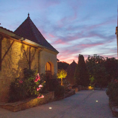 Aux Bories de Marquay de nuit, maison d'hôtes proche de Sarlat