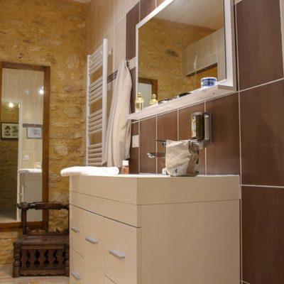 salle d'eau suite sarlat